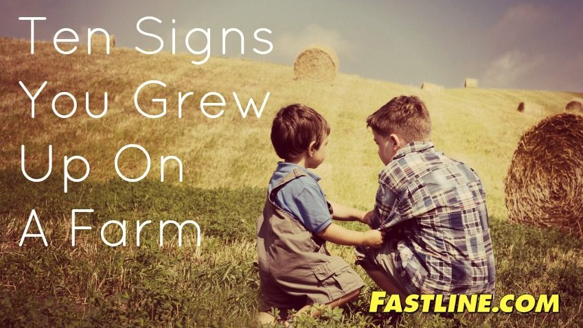 10 Signs You Grew Up In A Christian Family